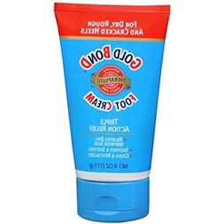 Gold Bond Foot Cream Therapeutic 4 oz