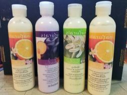 Four Avon Naturals Assorted Scents Body Lotion 8.4 fl. oz Bo