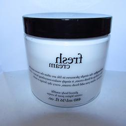 Philosophy Fresh Cream Glazed Body Souffle 16oz