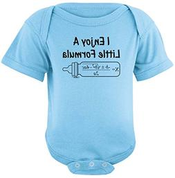 Funny Baby Gifts Enjoy a Little Formula Funny Math Nerd Body