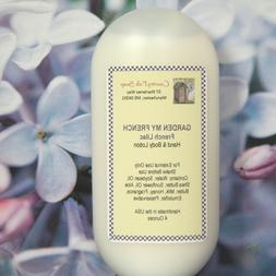 GARDEN MY FRENCH Lilac Scented Women's Hand & Body Lotion Fo