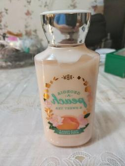 Bath and Body Works Lotion Georgia Peach Sweet Tea 8 Ounce F