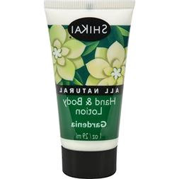 Shikai Products Hand and Body Lotion - Gardenia -Trial Size