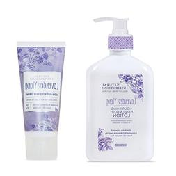Natural Inspirations Hand & Body Lotion and Hand Creme Gift