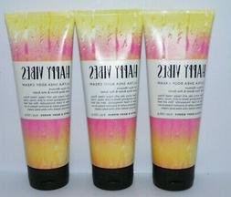 happy vibes 3 pack bath and body