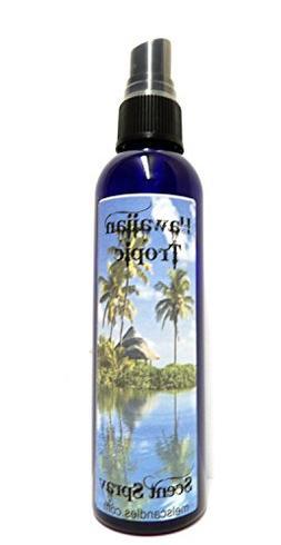 Hawaiian Tropic 4oz Body Spray / Room Spray Long Lasting Sce