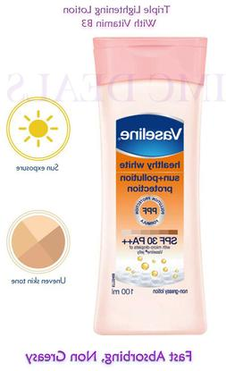 VASELINE Healthy White Sun Pollution Protection Body Lotion