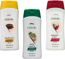 Jovees Herbal Hand & Body Lotion With SPF Choose From 3 All