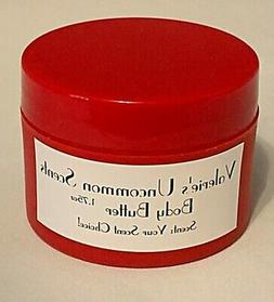 Honeysuckle scented BODY BUTTER moisturizing CREAM Lotion 1.