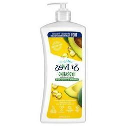 St. Ives Hydrating Vitamin E and Avocado Body Lotion, 21 oz