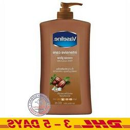 Vaseline Intensive Care Body Lotion Cocoa Glow 650ml