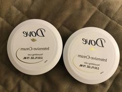 Dove Intensive Cream Nourishing Care Body Lotion Daily Skin