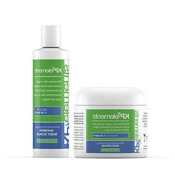 KP Elements Keratosis Pilaris Body Scrub & Exfoliating Skin