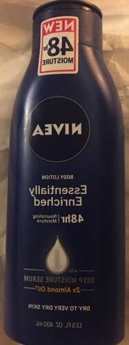 1 essentially enriched body lotion deep moisture