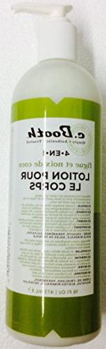 c.Booth 4-in-1 Multi-Action Coconut Fig Body Lotion, 16 Flui