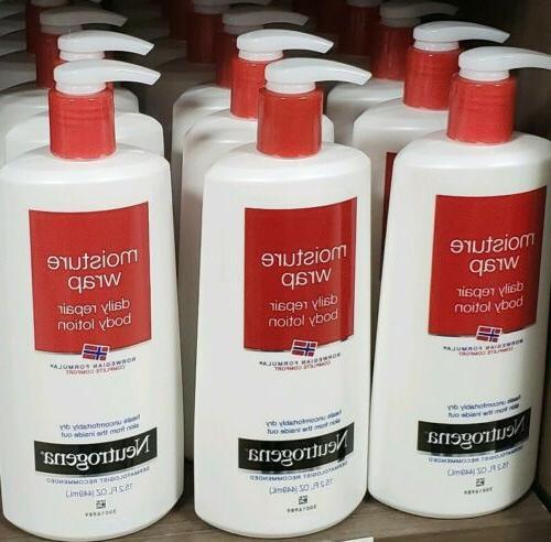 1 norwegian formula moisture wrap daily repair