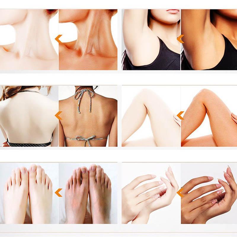 100ml Milk Bleaching Whitening Cream Moisturizing Deep Skin Bleaching Cream Skin Lightening <font><b>Body</b></font>