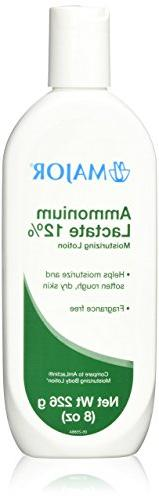 AMMONIUM LACTATE 12% MOISTURIZING LOTION 226GM  EACH COMPAR
