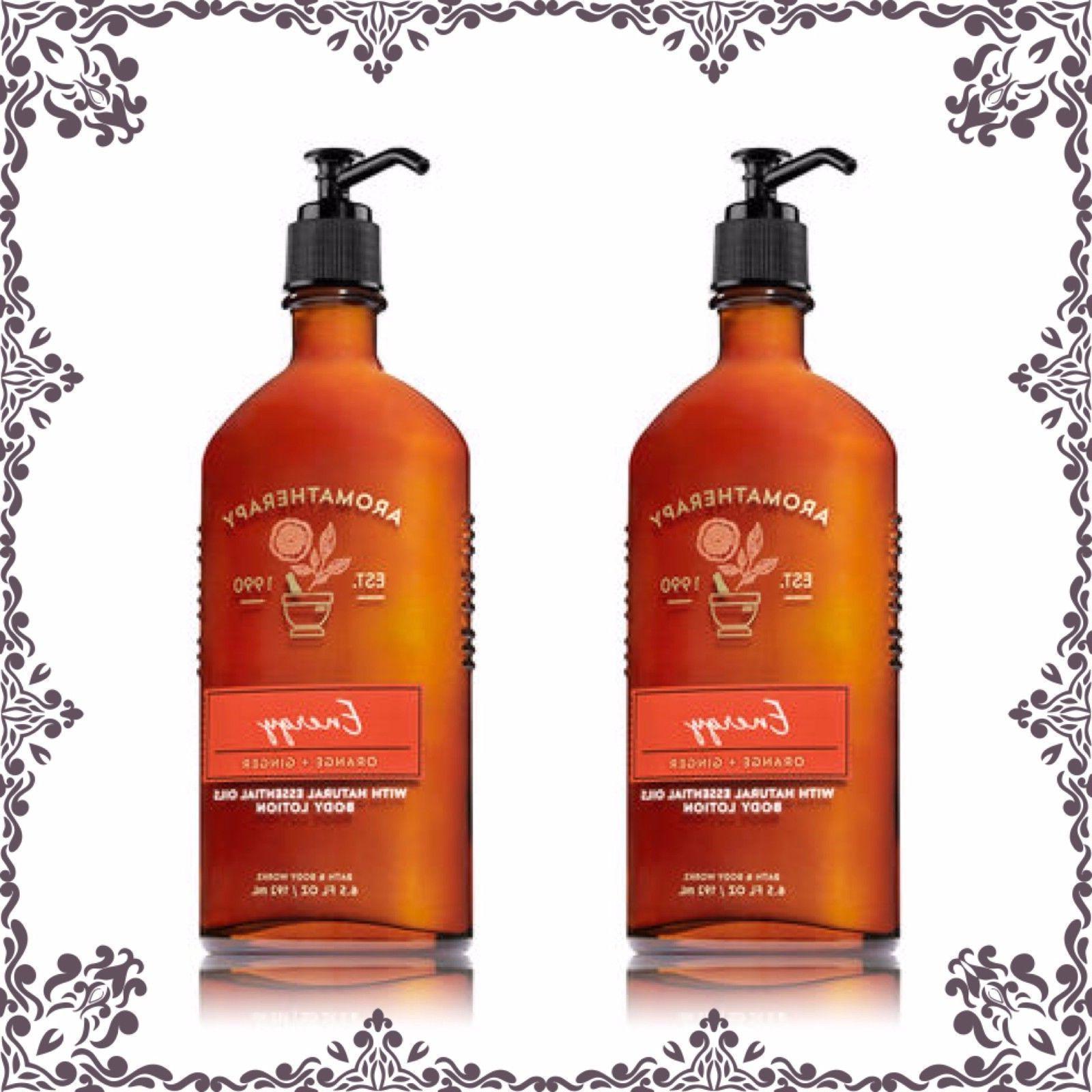 2 bath and body works aromatherapy energy
