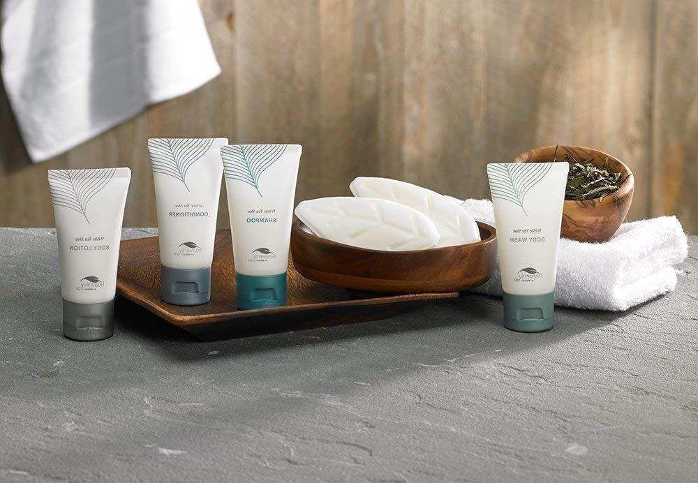 5 x Westin White Tea Body Lotion Shampoo Shower Gel Soap Con