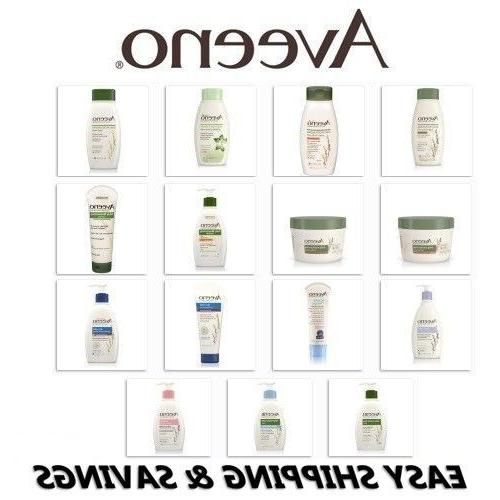 Aveeno Skin Care products : Lotion, Washes, Body Yogurts : E