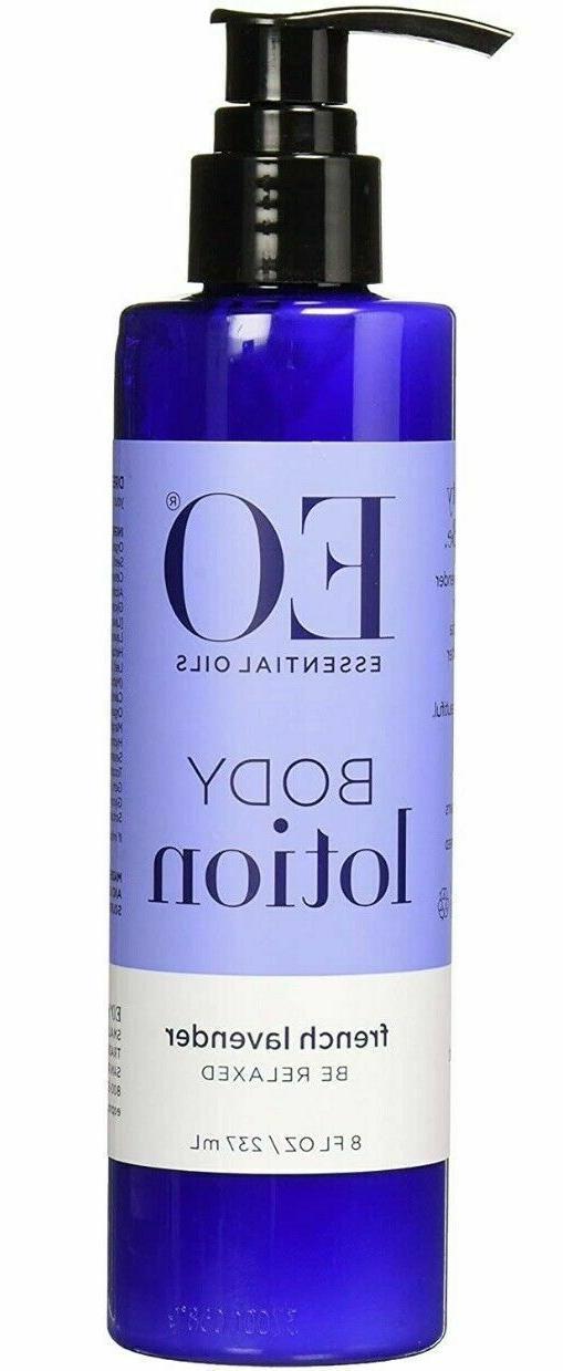 Body Lotion - French Lavender, 8 oz