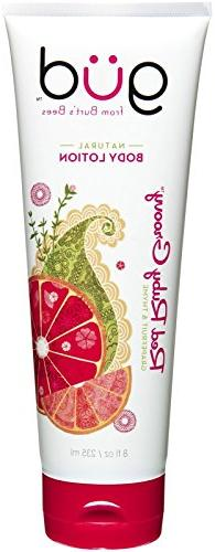 Gud Natural Body Lotion Red Ruby Groovy Grapefruit & Thyme 8