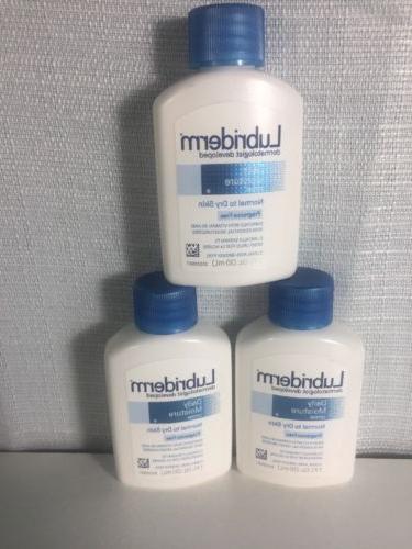 Lubriderm Daily Moisture Lotion, Fragrance Free 1 oz