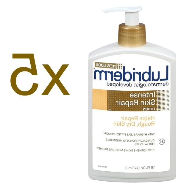 Lubriderm Intense Skin Repair Lotion, 16 Fl. Oz,