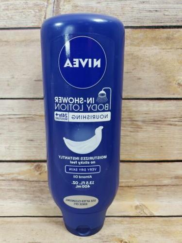 Nivea Nrshng Dry Skin Shw Size 13.5o Nivea Nourishing Dry Sk