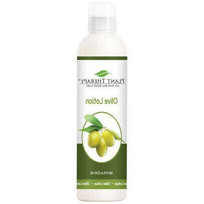 Plant Therapy Olive Lotion 8 oz for Aromatherapy, All Natura