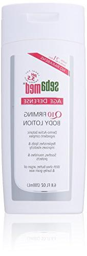 Sebamed Age Defense Q10 Firming Body Lotion with Shea Butter
