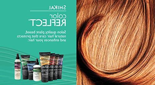 ShiKai - Reflect Daily Moisture Shampoo, Shades of Brown Hair Take on Deeper Glow, & & Extend Color Hair