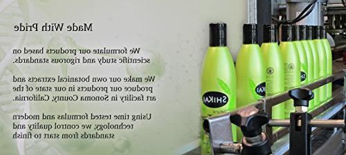 ShiKai Reflect Daily Shampoo, All Shades of Take on Glow, Adds & Shine, & Color Hair