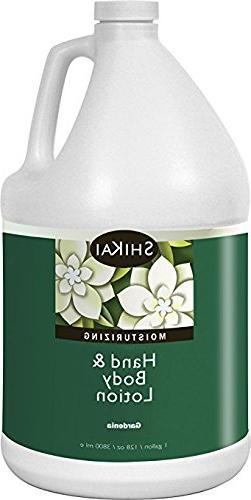Shikai - Natural Moisturizing Hand & Body Lotion, Softens &
