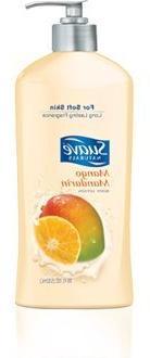 Suave Naturals Body Lotion, Mango Mandarin, 18 Fluid Ounce