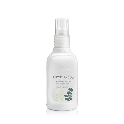 Thymes - Eucalyptus Petite Body Lotion with Pump - With Mois