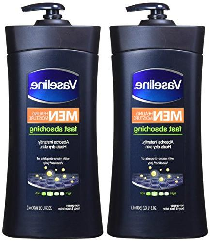 Vaseline Body Face Lotion , Ounce
