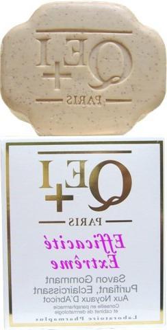Qei Active Efficacite Extreme Lihtening Scrubbing Soap