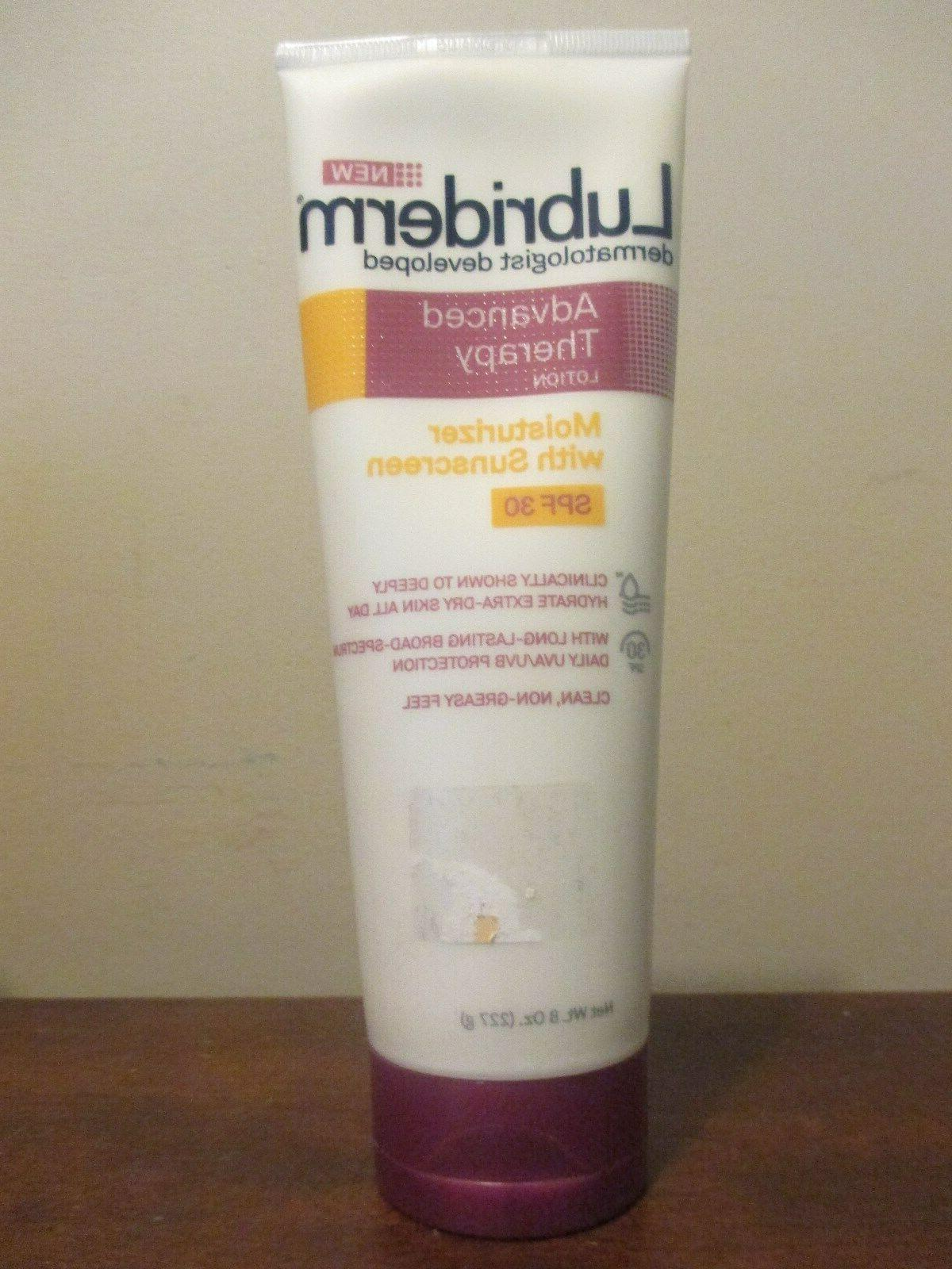advanced therapy spf30 moisturizer lotion with sunscreen