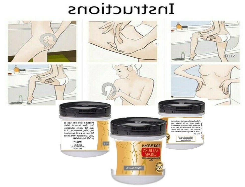 Anti Cream Burner Body Lotion