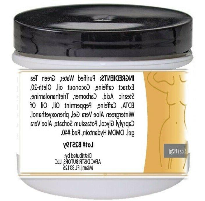 Anti Cellulite Slimming Cream Weight Burner Firming Body