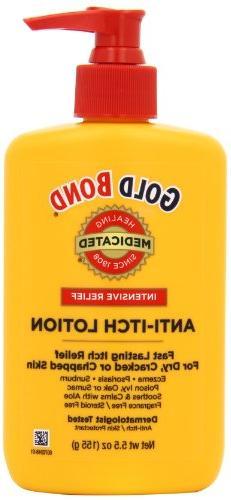 Gold Bond Anti Itch Lotion 5.5oz, Bottles