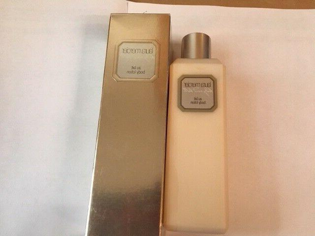 Authentic Laura Mercier Au Lait Body lotion ULTRA RARE  New