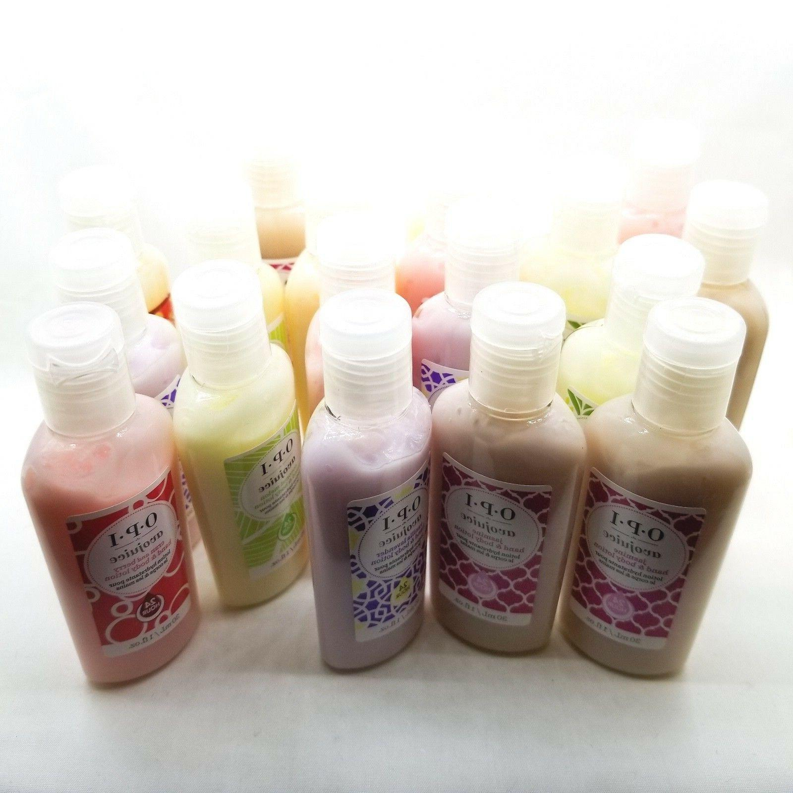 OPI Avojuice Skin Quenchers Hand and body LOTION MINI -> Pick