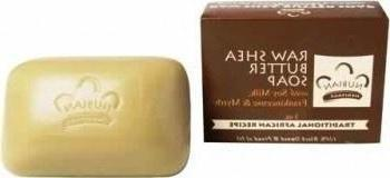 bar soap raw shea butter