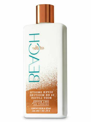 Bath and & Body Works AT THE BEACH Shea Butter & Vitamin E B