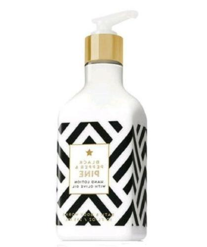 bath and and body works black pepper
