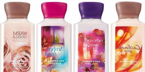 Bath & Body Works 3 oz Body Lotion Travel Size - Choose Your