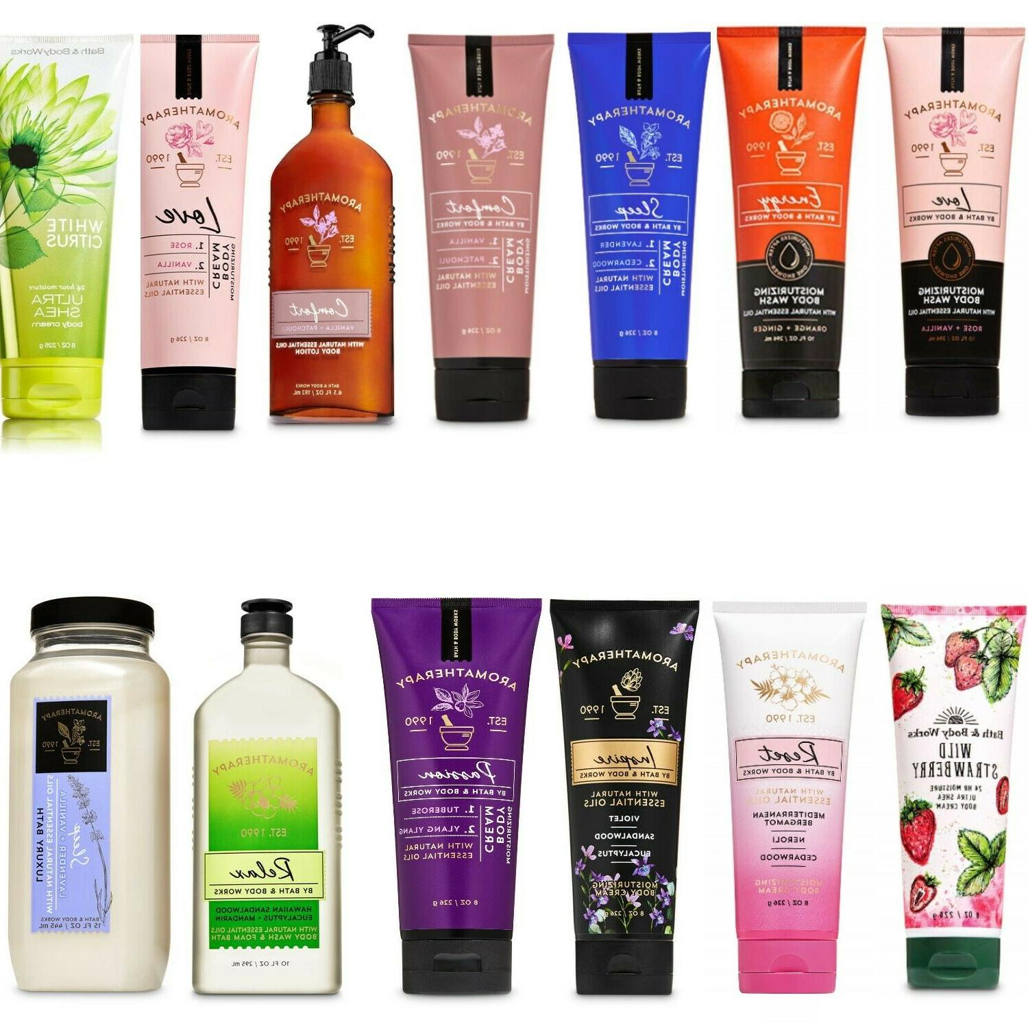 bath and body works aromatherapy love comfort